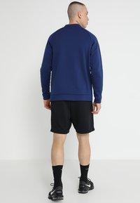 Nike Performance - DRY SHORT  - Sports shorts - black/metalic hematite - 2