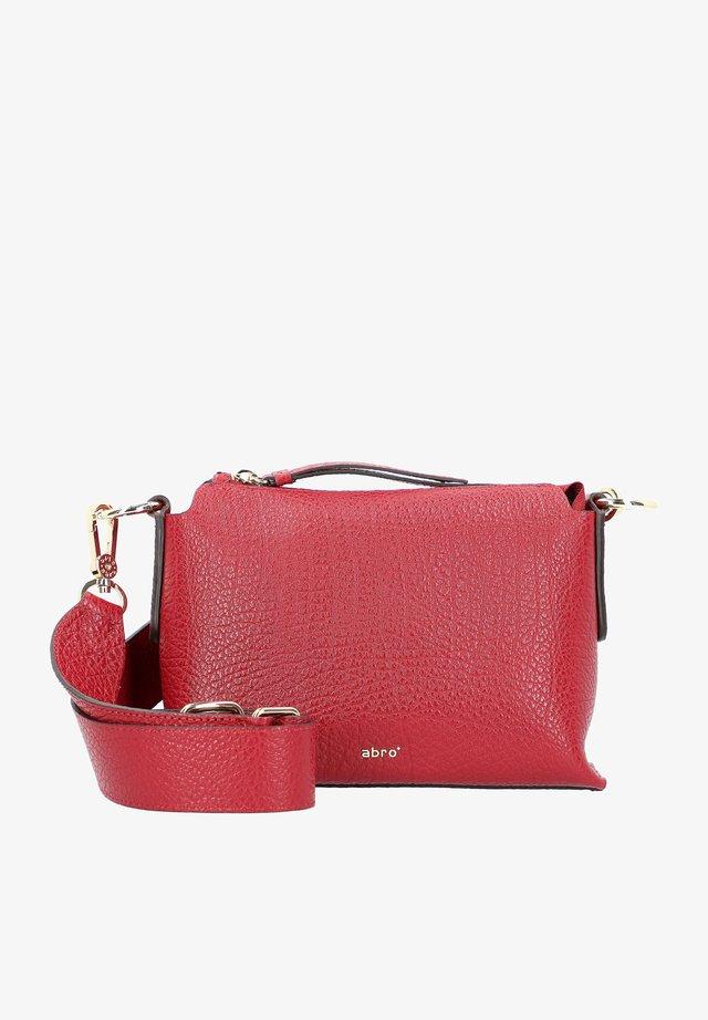 JULIE - Handbag - ruby