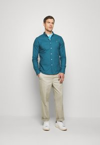 Farah - BREWER - Shirt - blue - 1