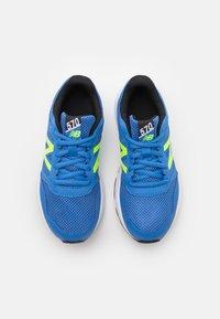 New Balance - YK570 UNISEX - Neutral running shoes - blue - 3