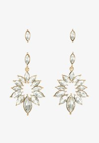 Pieces - Oorbellen - gold-coloured - 3