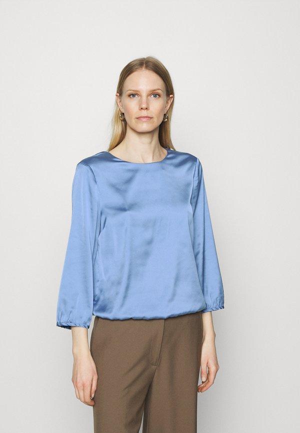 Opus FANOKA - Bluzka z długim rękawem - blue mood/niebieski DRUU