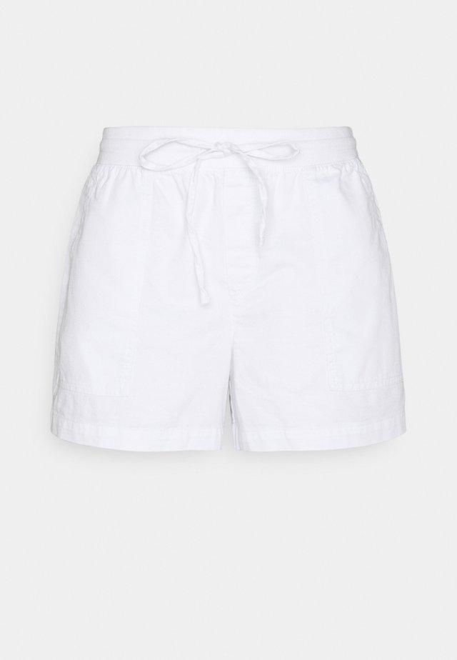 PULL ON - Shorts - optic white