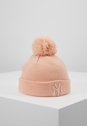 KIDS LEAGUE ESSENTIAL BOBBLE - Čepice - light pink