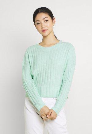 EASY CREW - Jumper - mint