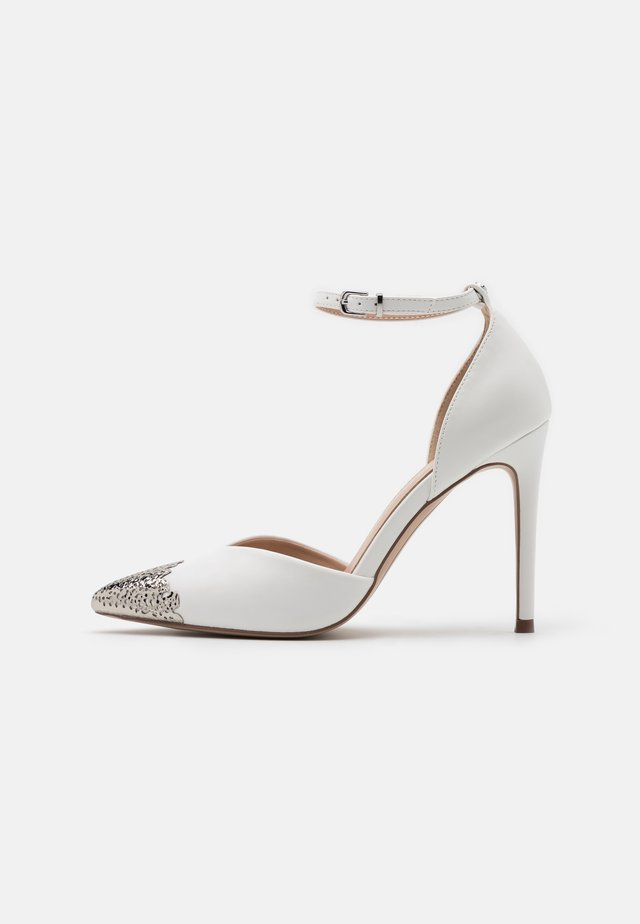 JADA - Klassiska pumps - white