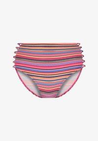 Homeboy Beach - KUBA - Bikini bottoms - salmon - 4