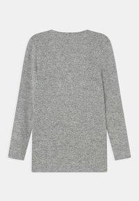 Name it - Cardigan - grey melange - 1