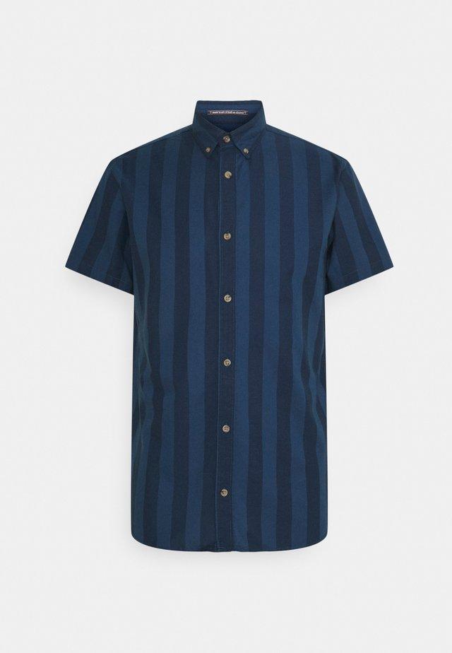 JORTOM - Shirt - navy blazer