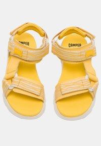 Camper - ORUGA - Sandals - gelb - 3