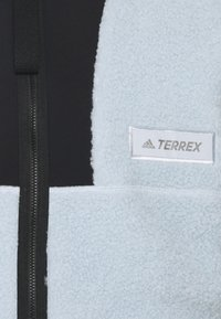 adidas Performance - TERREX SHERPA  - Fleece jacket - halo blue/black - 4