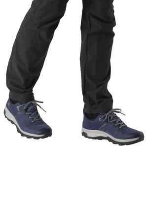 "DAMEN WANDER ""OUTLINE PRISM GTX"" - Hiking shoes - blau (296)"