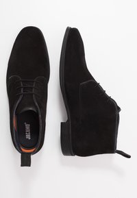 Jacamo - WITH SOLEFORM - Lace-ups - black - 1