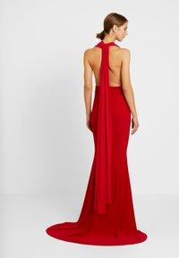 Club L London - Společenské šaty - red - 3
