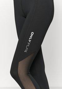 ONLY Play - ONPOPAL POWER TRAINING - Leggings - black - 4