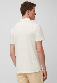 Marc O'Polo - Polo shirt - egg white - 2