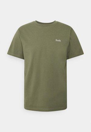 AIR - T-shirt basic - slate