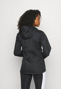 Columbia - INNER LIMITS II JACKET - Hardshell jacket - black - 2