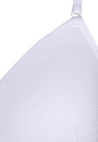 Schiesser - T-shirt bra - weiß - 2