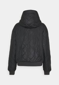 Hollister Co. - REVERSIBLE - Winter jacket - black - 1