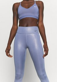 Nike Performance - Tights - world indigo/black - 3
