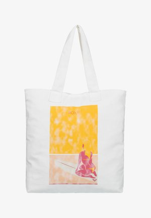 BEAUTIFUL DESTINATION  - Tote bag - snow white