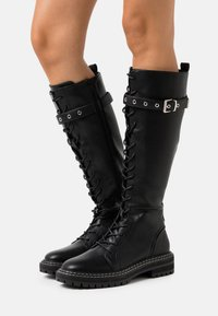 Even&Odd - Lace-up boots - black - 0