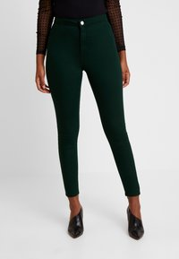 Dorothy Perkins - LYLA - Jeans Skinny Fit - green - 0