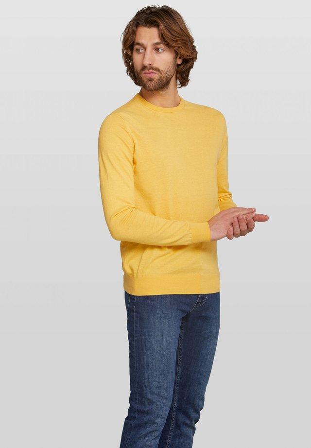 Trui - light yellow