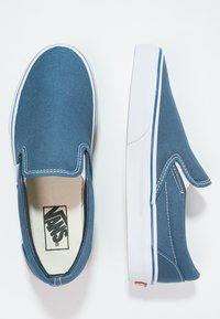 Vans - CLASSIC SLIP-ON - Slip-ons - navy - 1