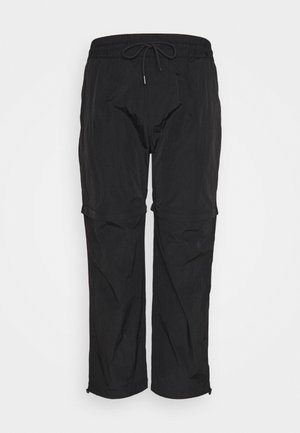 ONSNOAH ZIP OFF PANT - Trousers - black