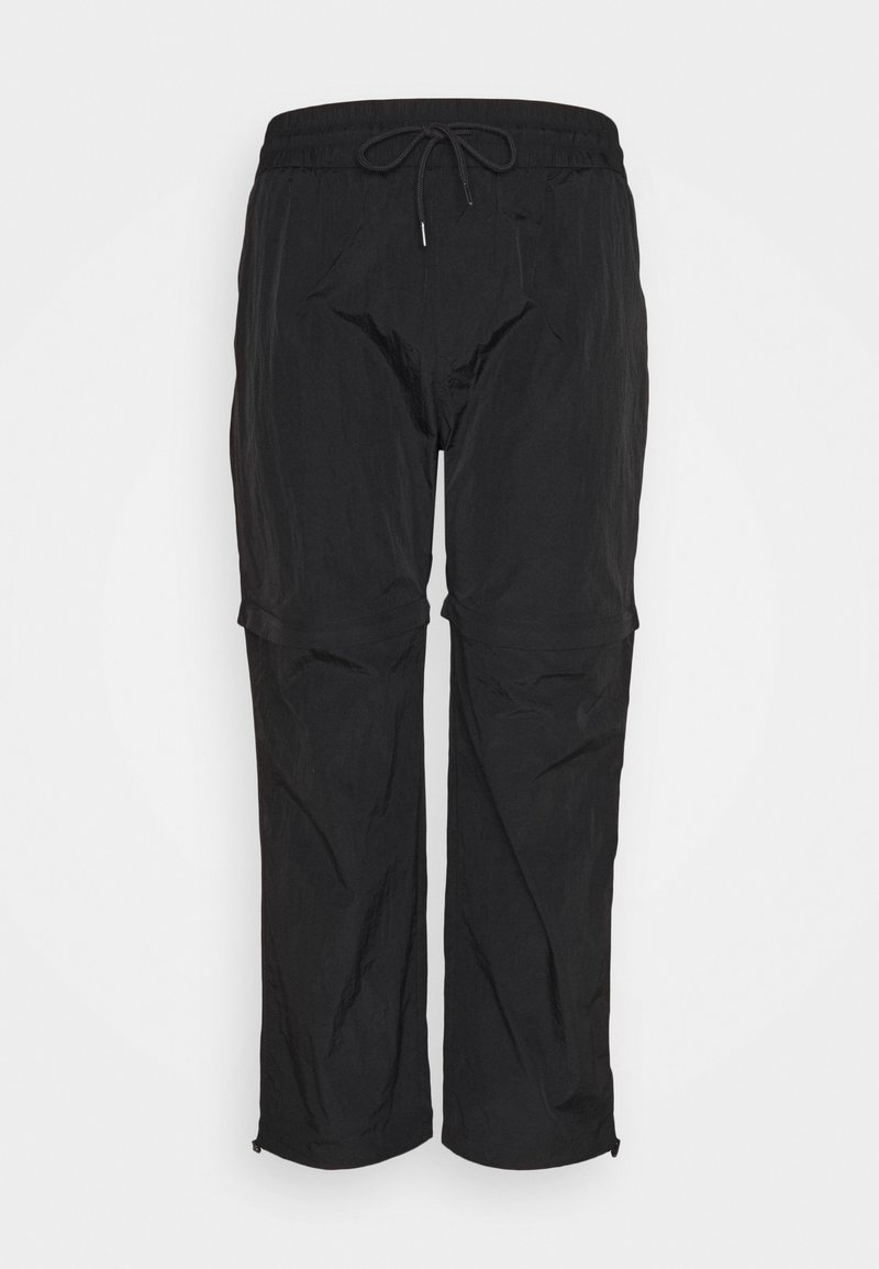 Only & Sons - ONSNOAH ZIP OFF PANT - Trousers - black