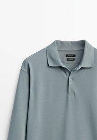 Massimo Dutti - Polo shirt - dark grey - 3
