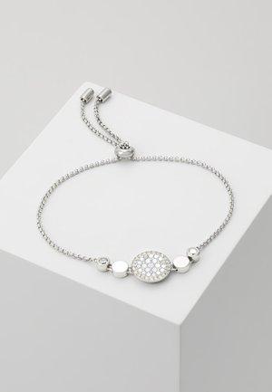 VINTAGE GLITZ - Bracelet - silver-coloured