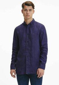 Tommy Hilfiger - SLIM FIT - Shirt - marine - 0