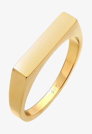 SIEGEL - Ring - gold-coloured