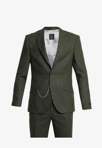 Shelby & Sons - GRANTHAM SUIT - Dress - khaki - 9