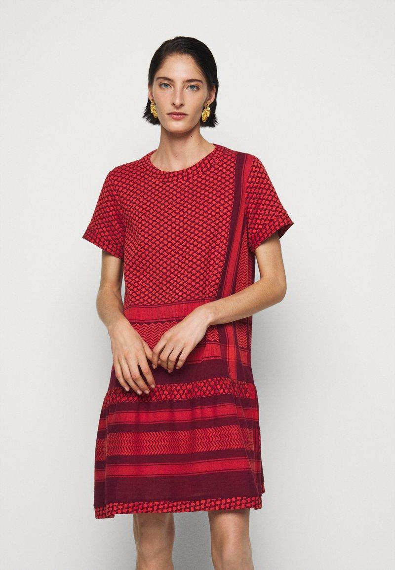 CECILIE copenhagen - DRESS - Day dress - safran