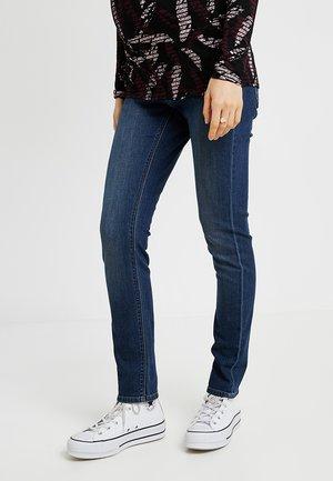 MILA AUTHENTIC - Slim fit jeans - authentic blue