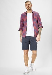 Redpoint - Shorts - navy - 1