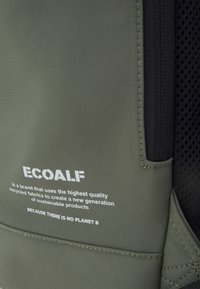 Ecoalf - GINZA BACKPACK UNISEX - Batoh - khaki - 4