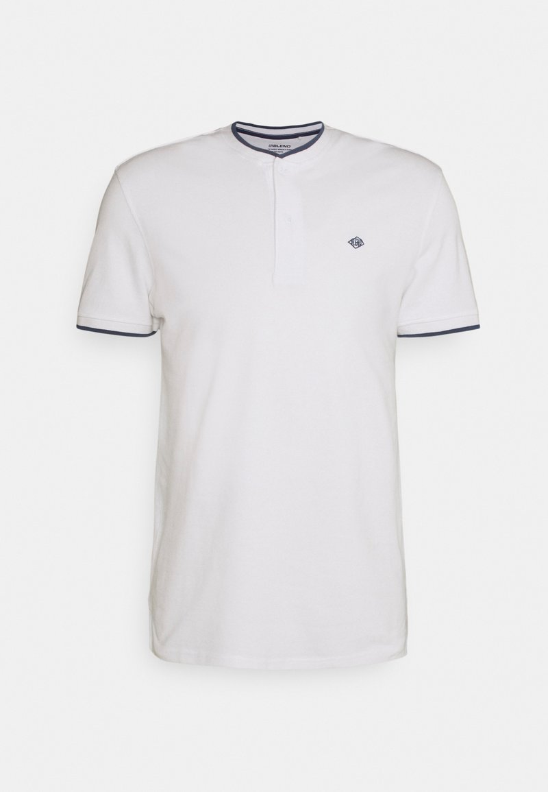 Blend - T-shirt med print - bright white