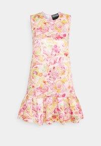 Versace Jeans Couture - LADY DRESS - Denní šaty - pink confetti - 4