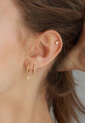 ROMBO TWIST - Earrings - oro