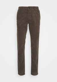 Esprit - Trousers - dark grey - 0