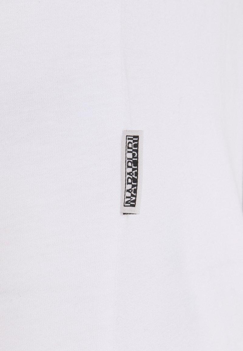 Napapijri SALIS - T-Shirt basic - bright white/weiß ECn0Rl