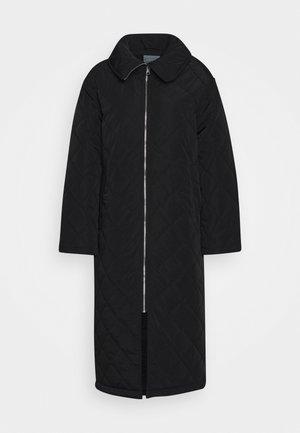 COAT ANDIE QUILT - Classic coat - black