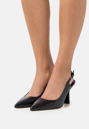 CLEO SLING - Tacones - black