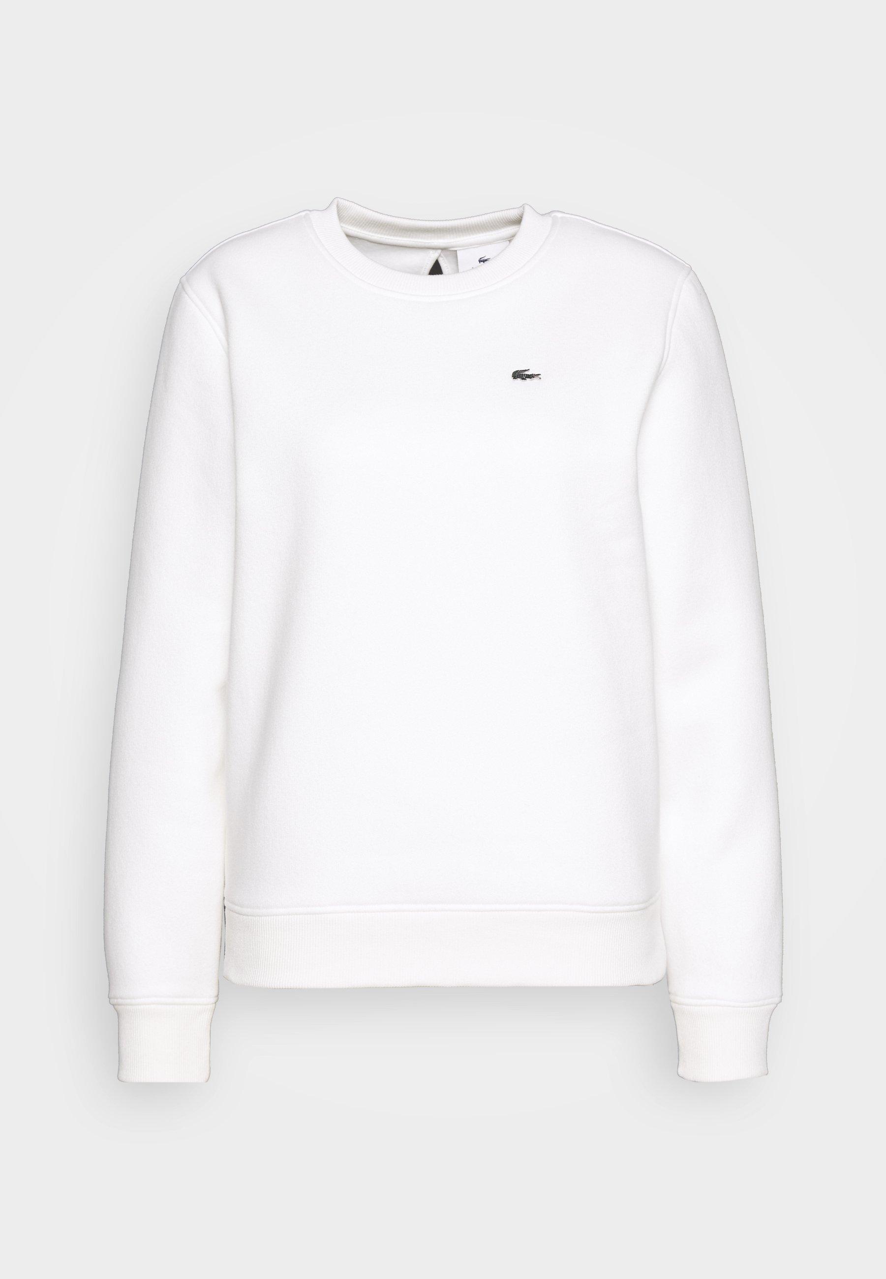 Lacoste LIVE Sweatshirt - flour/écru - ZALANDO.