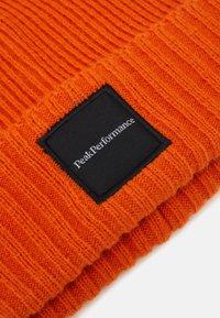 Peak Performance - VOLCAN HAT UNISEX - Pipo - orange altitude - 3